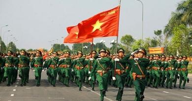 Quân đội luôn tuyệt đối trung thành với Tổ quốc, với Đảng, Nhà nước và nhân dân