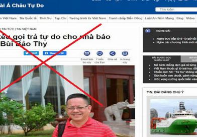 Lợi dụng việc nhà báo Phan Bùi Thành Bảo Thy bị bắt, RSF lại xuyên tạc về tự do báo chí của Việt Nam