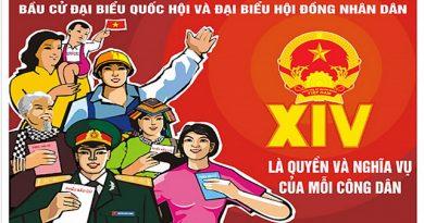 Tiểu sử những người ứng cử Đại biểu Quốc hội khóa XV